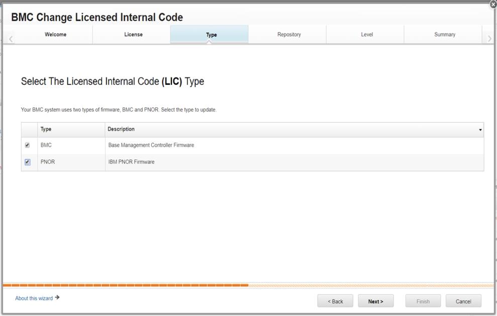 Select Licensed Internal Code