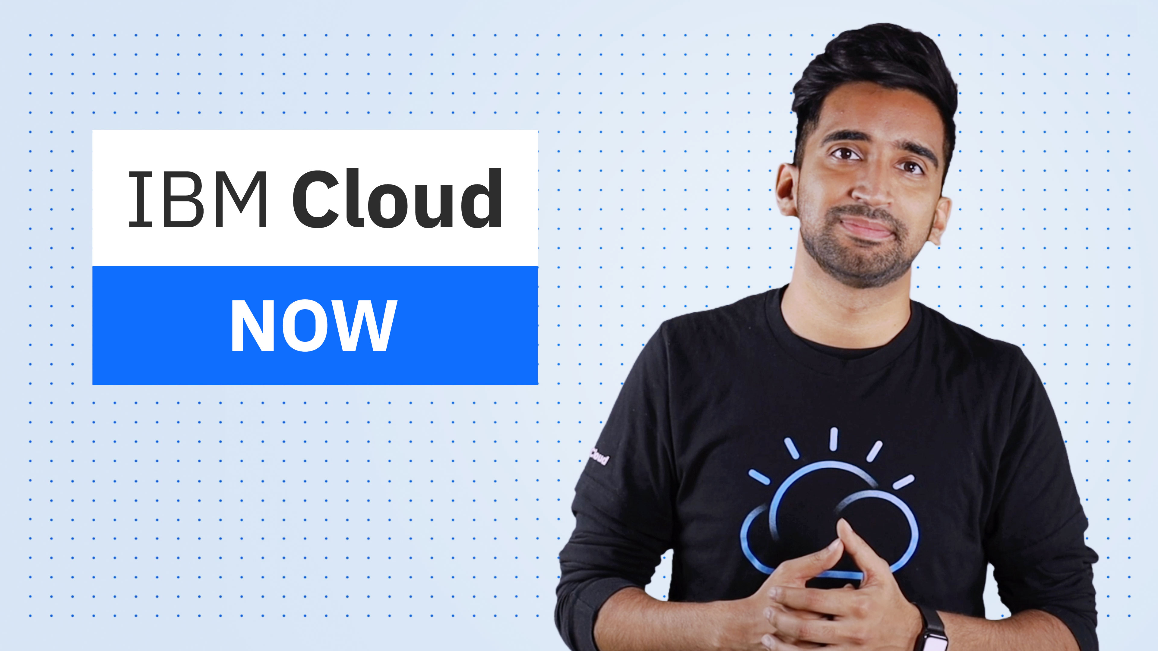 Sai Vennam, Host of IBM Cloud Now