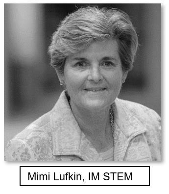 Mimi Lufkin, IM STEM