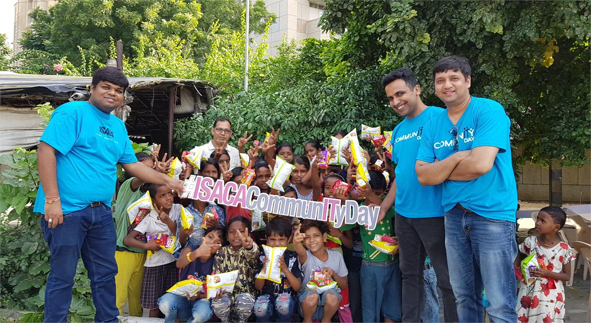 Food Packet and Stationary distribution to 50 Underprivileged School Children On the Road School
