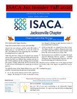 ISACA JAX NEWSLETTER LINK