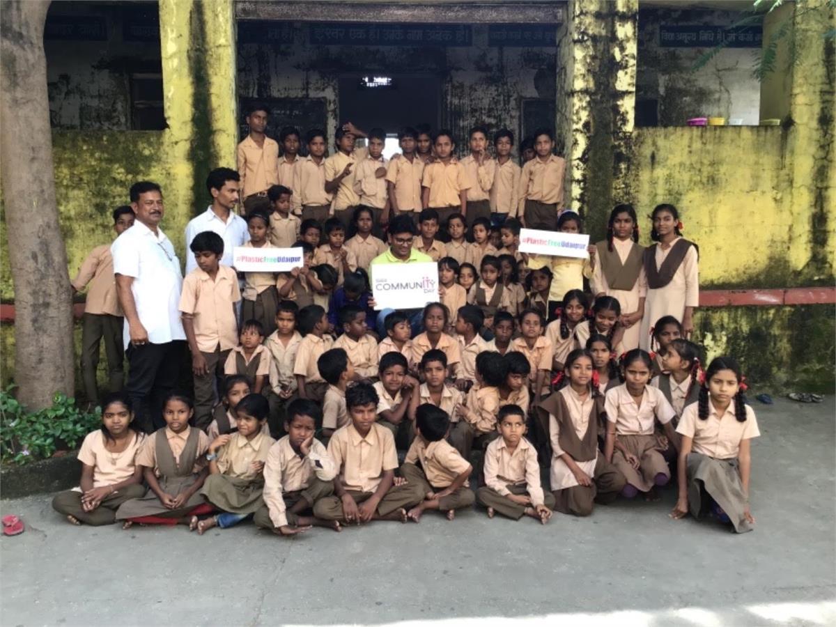 @School in Jodhpur Rajasthan