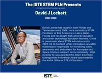 2020 STEM Excellence Award Winner-David Lockett @DavidJLockett
