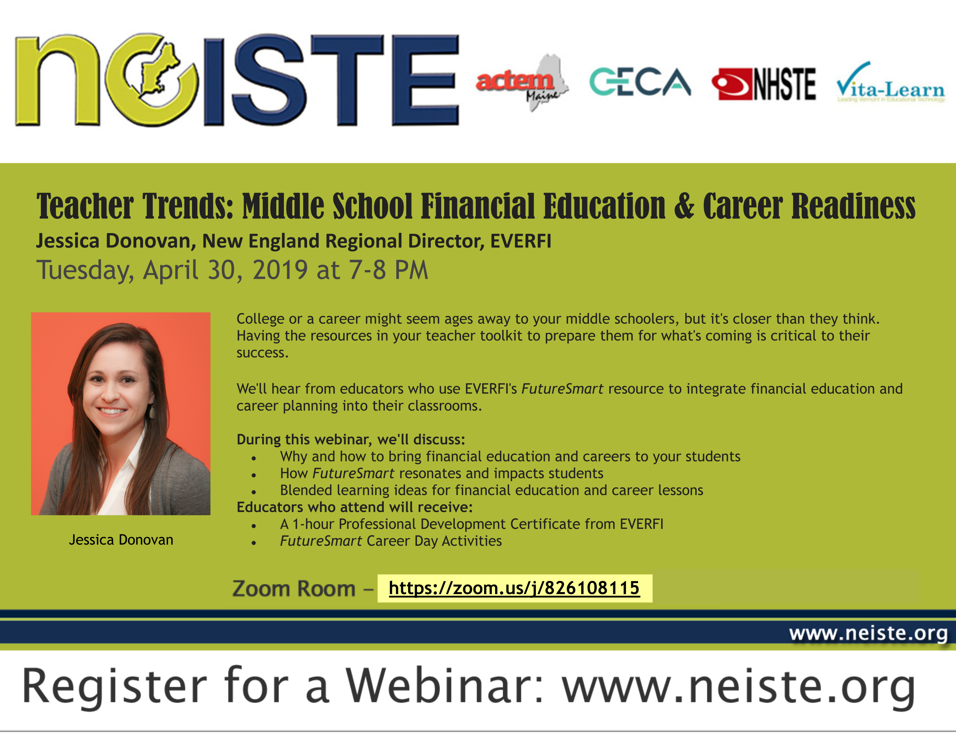 Teacher Trends: Middle School Financial Education & Career Readiness