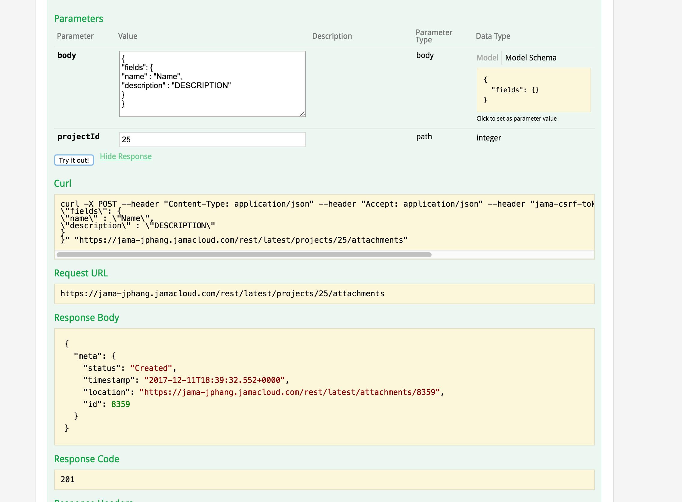 Developers: REST API, BIRT, Velocity - Jama Software Community