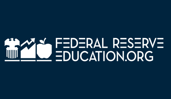 Federal Reserve Education logo