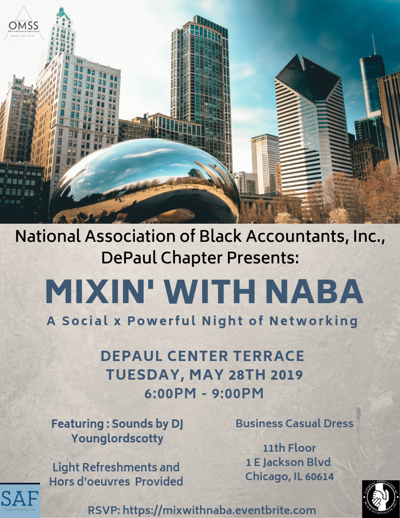 Mixin it Up with NABA - Chicago