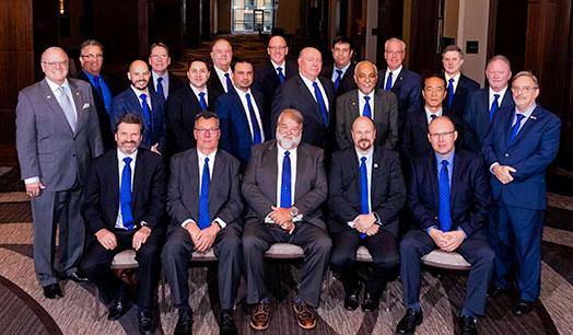 NACE 2019 Board of Directors