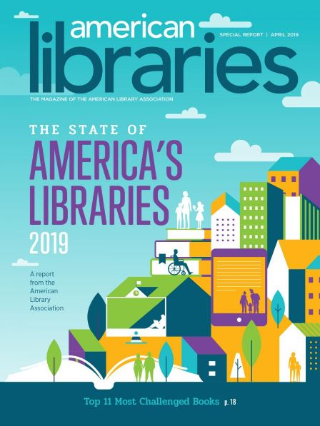 Cover of 2019 State of America's Libraries