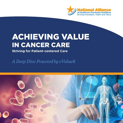 Front Cover of Achieving Value in Cancer Care