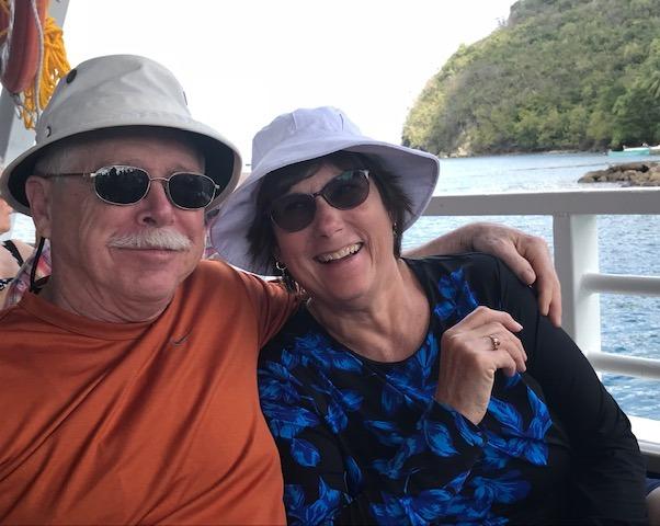 Thomas & Elizabeth Scott