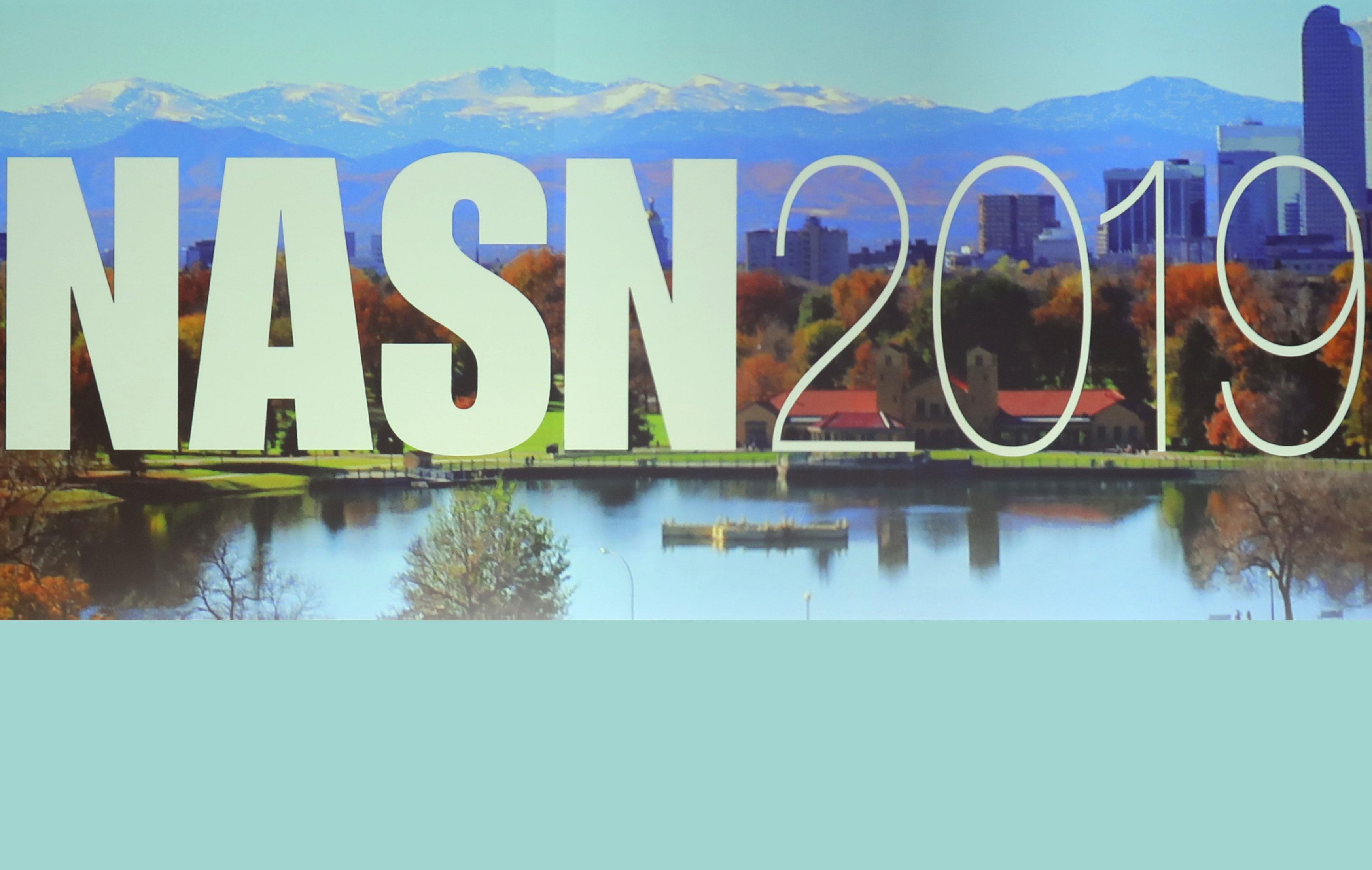 NASN2019 is a wrap