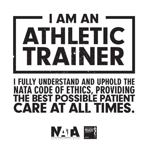 Committee on Professional Ethics District 5 Representative - National Athletic  Trainers' Association