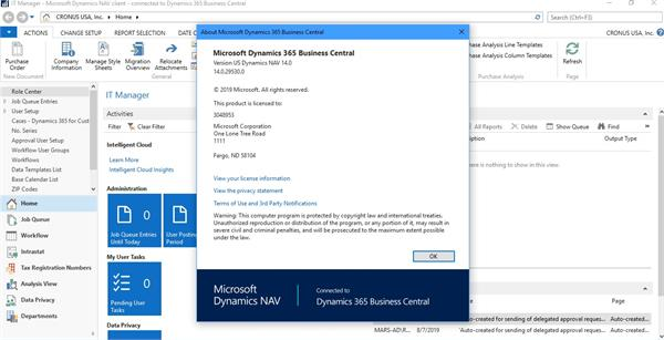 BC Windows Client