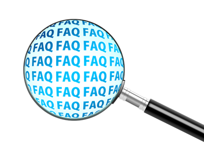Image of FAQs and Search