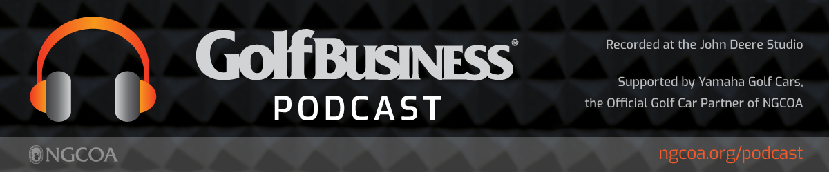 Golf Business Podcasts
