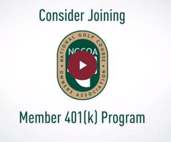 Benefits of the NGCOA Retirement Plan Solution