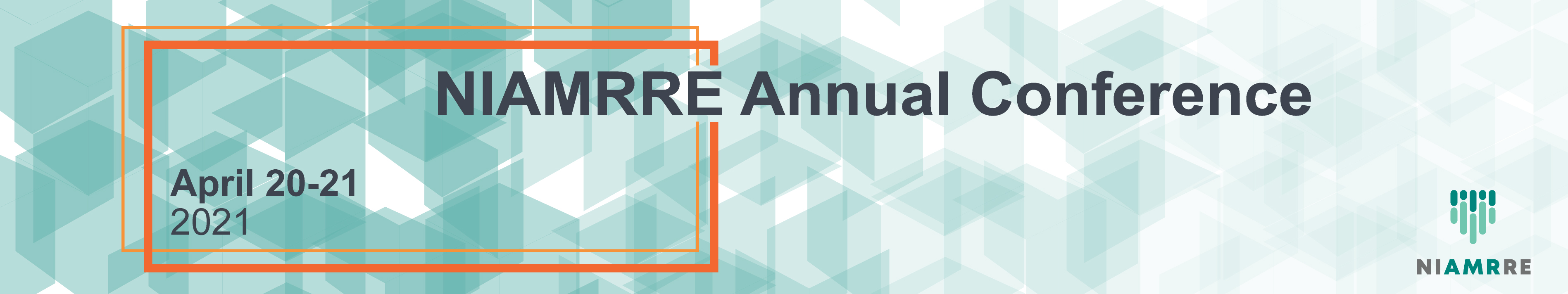 NIAMRRE Annual Conference Banner