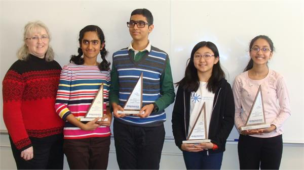 36th Annual MATHCOUNTS State Competition Winners Announced