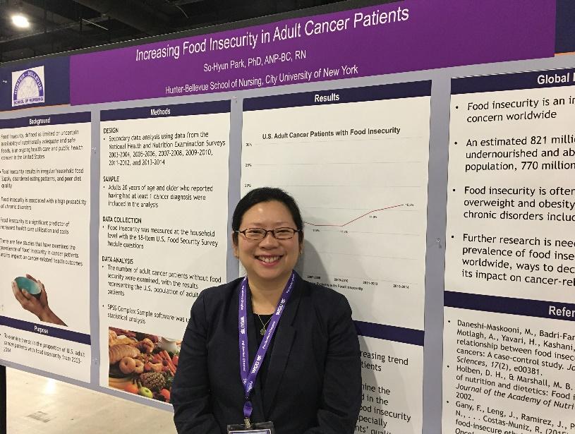 Dr Park poster presentation
