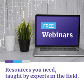 Resources you need, taught by experts in the field