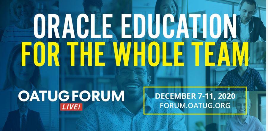OATUG Forum Live