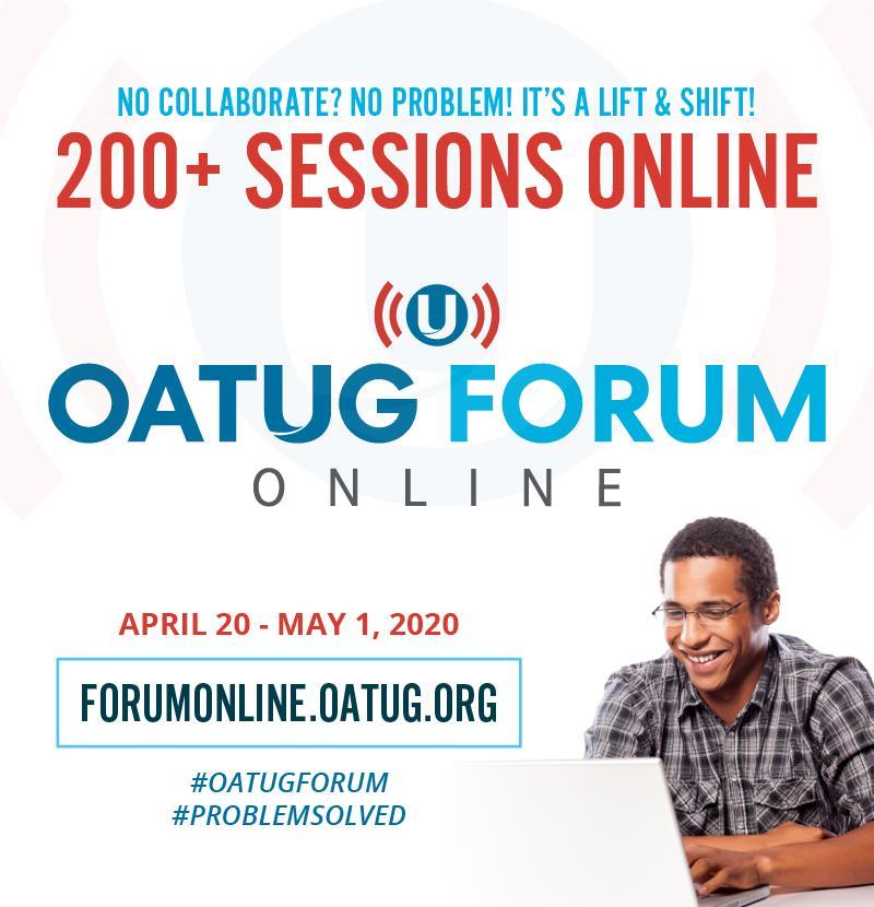 OATUG Forum Online