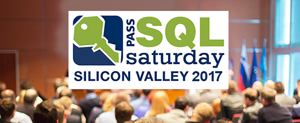 SQLSaturday is coming up on April 22, 2017