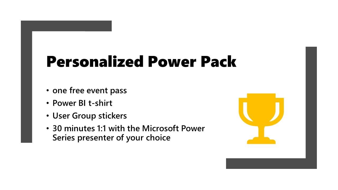 Dublin Power BI User Group - Power BI User Group