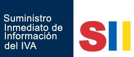 Logo del SII de la AEAT