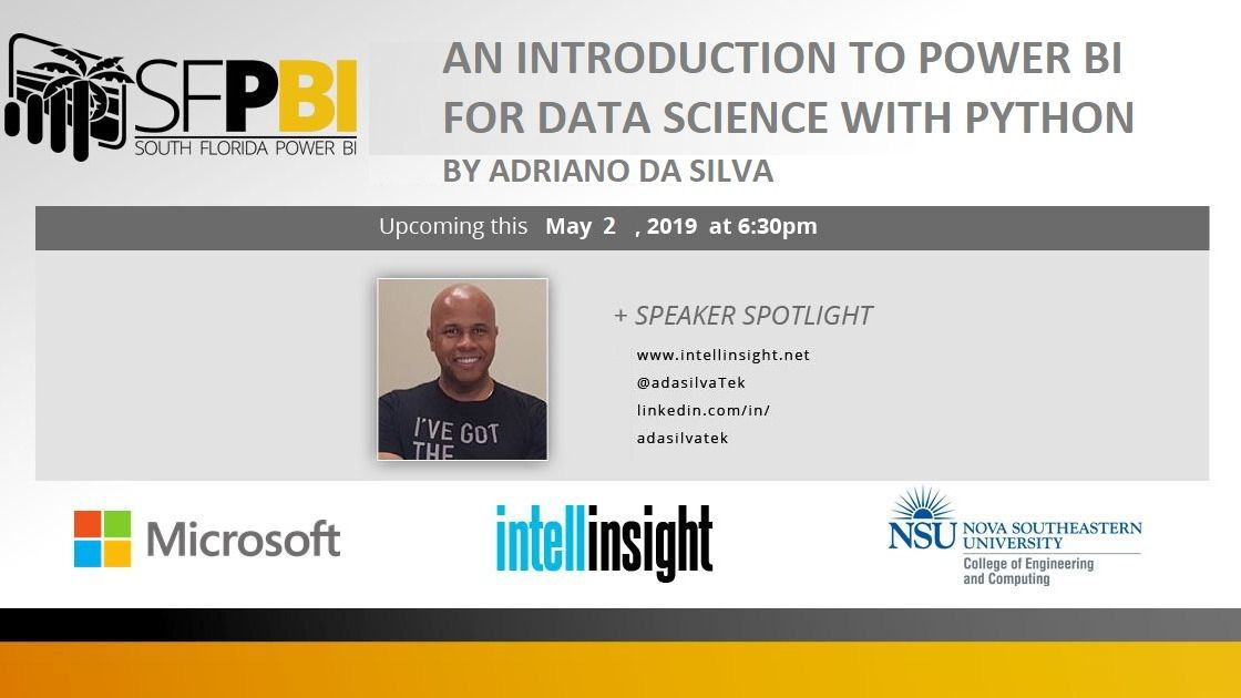 An Introduction to Power BI for Data Science with Python by Adriano da Silva