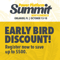 Power Summit (PApps) - Post
