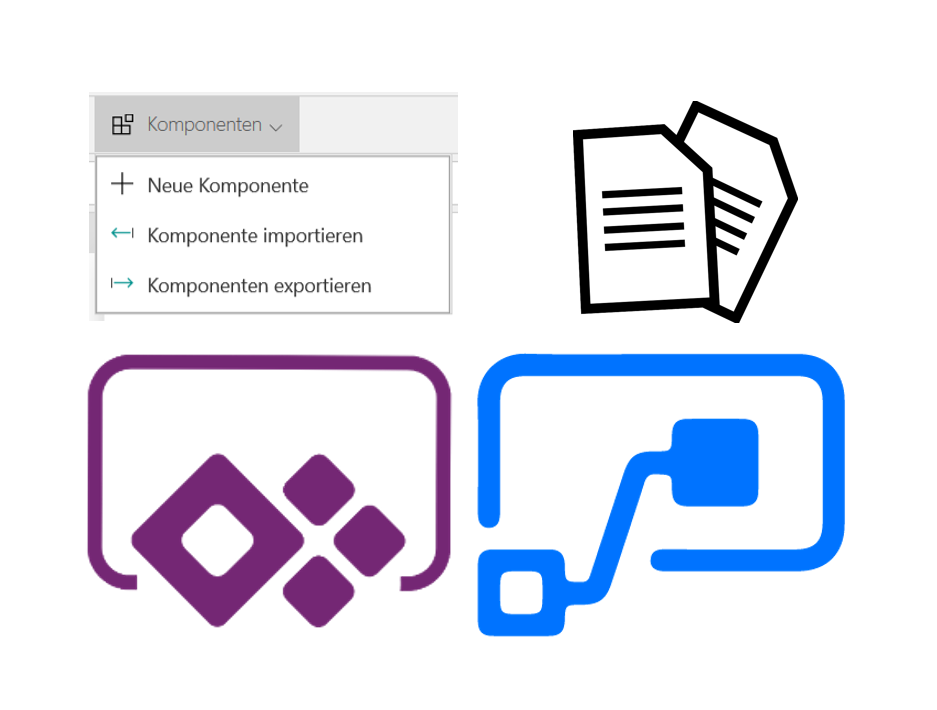 MSCCCH 03/2019: PowerApps components and documents with Flow
