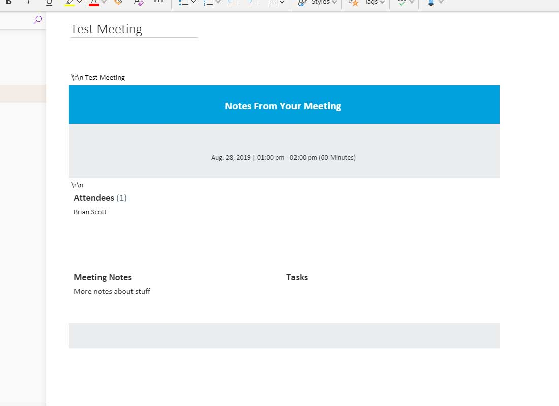 customize the Meeting Capture template app | PowerApps Exchange
