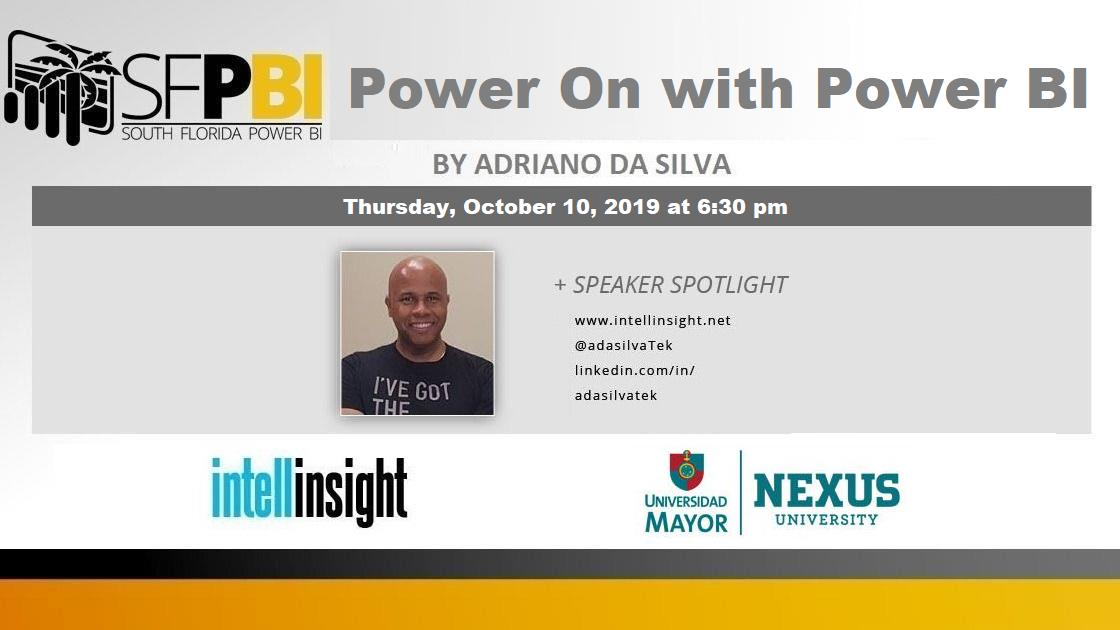 Power On With Power BI by Adriano da Silva