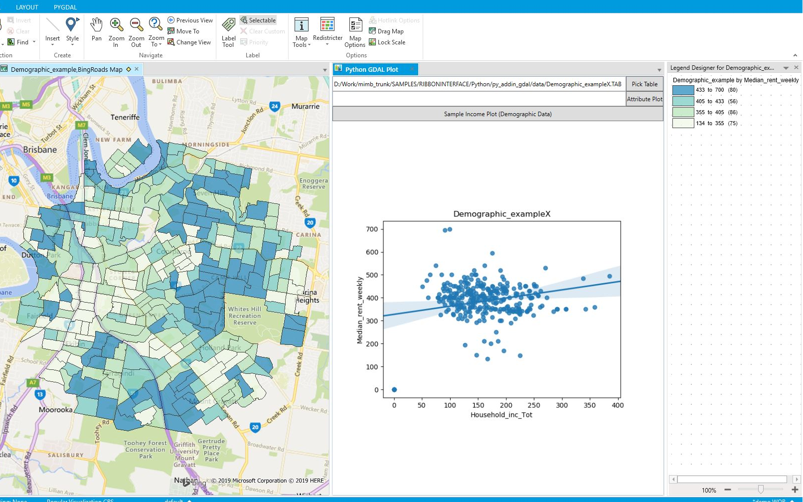 MapInfo Pro - Pitney Bowes Knowledge Communities