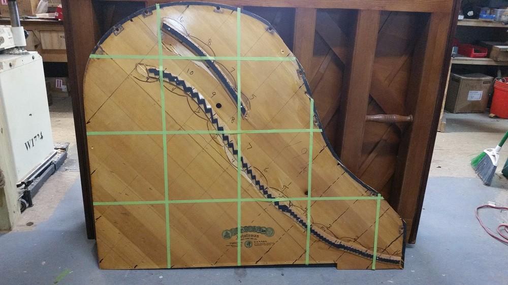 A Weber Semi-Concert Grand Piano Analysis | Pianotech