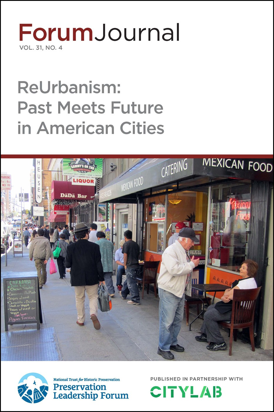 ReUrbanism Issue Cover