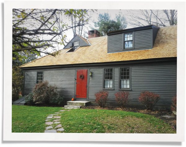 Historic Colonial Home with Indow Inserts