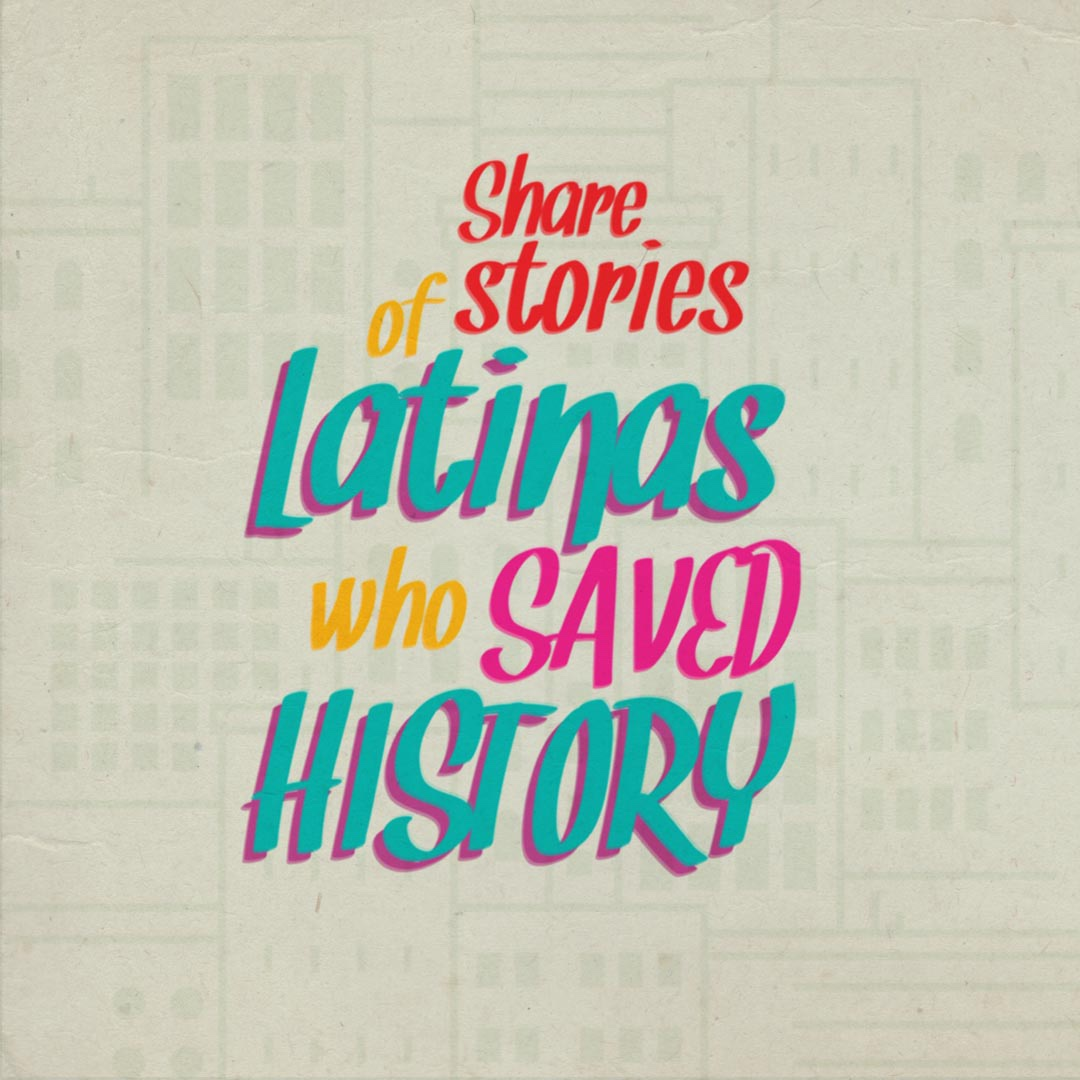 Share Latino History