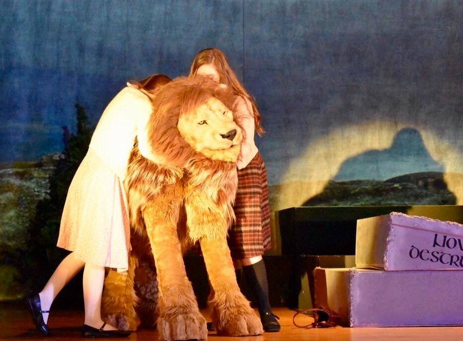 Scary Squeeze Stuffed Animals, Aslan Lion Puppet Open Forum