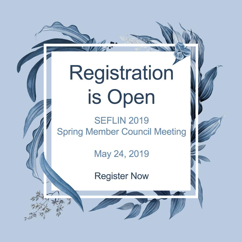 SEFLIN Member Council  Registration