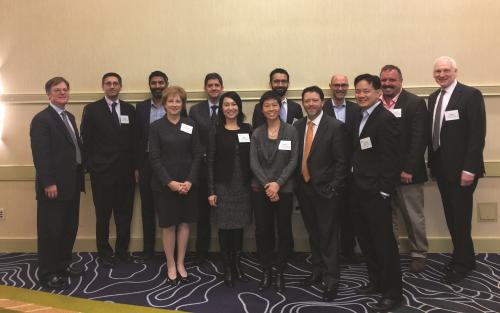 2016 RCP panelists