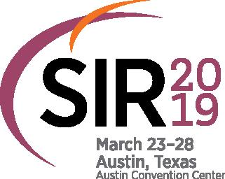 SIR 2019 annual meeting logo