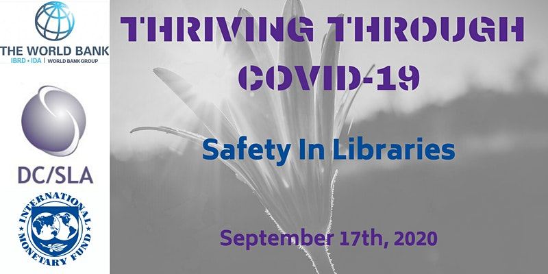 Thriving Through COVID-19: Safety in Libraries