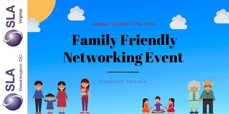 VA and DC Special Libraries Association Family Friendly Networking Event