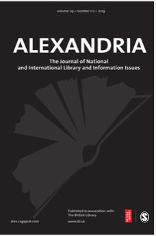 Alexandria Journal Cover