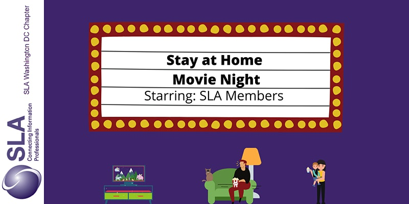 DCSLA August Stay At Home Movie Night