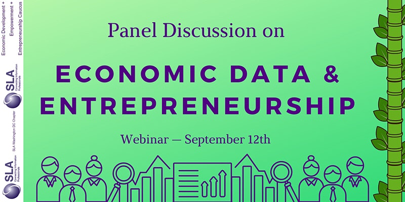 Panel Discussion on Economic Data and Entrepreneurship