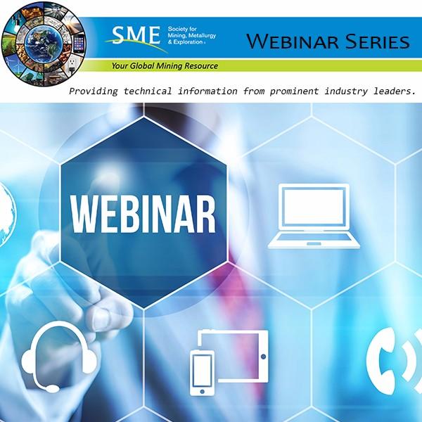 SME Webinar: Analysis and Control of Blast Vibrations